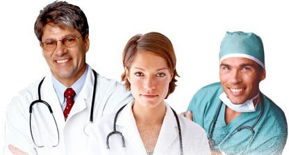 Doctor-nurse-surgeon